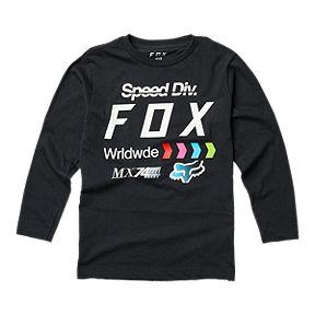 new style 75d9b 2cfc8 Fox Boys  Youth Murc Long Sleeve Tee