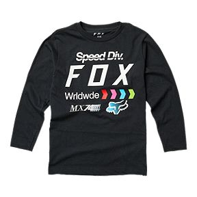 79895390 Fox Boys' Youth Murc Long Sleeve Tee