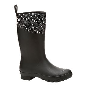 560f9aba939e Muck Women's Tremont Mid Winter Boot - Black/Grey