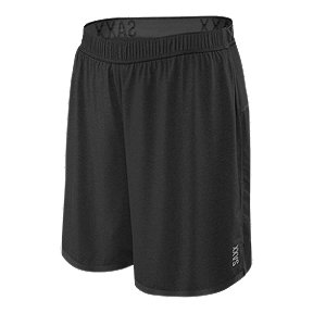 SAXX Men's 2 In 1 Pilot Shorts - Black Heather