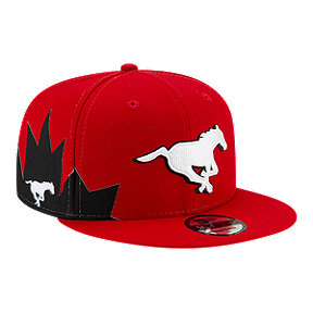Calgary Stampeders 2019 9FIFTY Sideline Draft Cap