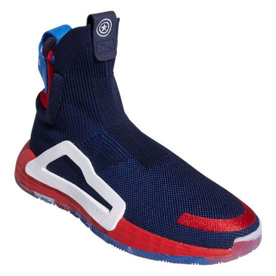 4dd85c738d0 adidas Marvel Captain America N3XT - Blue Red White