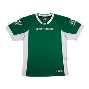 Saskatchewan Roughriders Men's New Era Replica Home Jersey