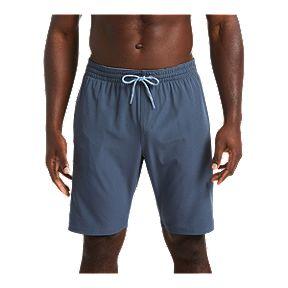 c9c98f9bf4 Nike Men's 9 Inch Retro Stripe Lap Volley Shorts - Monsoon Blue