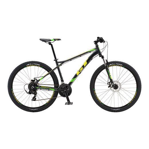 Gt Aggressor Sport 27 5 Men S Mountain Bike 2019 Gunmetal Sport Chek