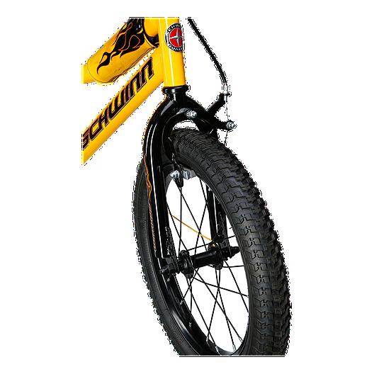 Schwinn Scorch 16 Kid's Bike 2019 - Yellow