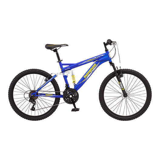 Mongoose Ravage 24 Junior Mountain Bike 2019 - Blue