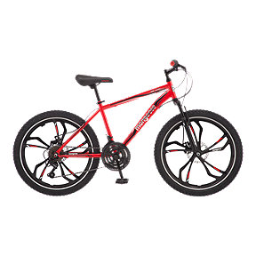 Mongoose Singe 24 Junior Mountain Bike 2019 - Red