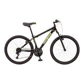 fc0764e8215 Mongoose Excursion 24 Junior Boy's Mountain Bike 2019 - Black/Yellow
