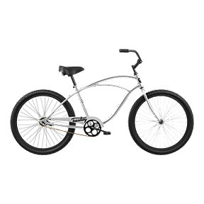 Tuesday May 1 Step-Over 26 Men's Cruiser Bike 2019 - Silver