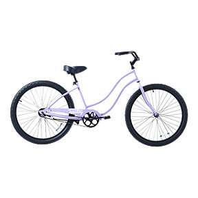 Tuesday May 1 Low-Step 26 Women's Cruiser Bike 2019 - Lavender
