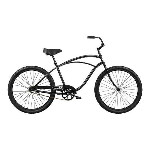 Tuesday May 1 Step Over 24 Junior Cruiser Bike 2019 Black Sport Chek
