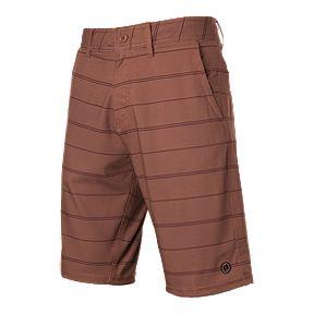 62a9268032 Hang Ten Men's Huntington Hybrid Shorts - Rust