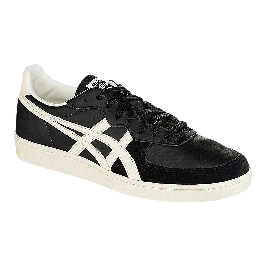 low priced 2aaac 1eb94 ASICS Men's GSM Shoes - Black/White