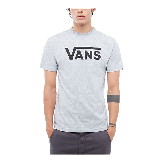 6f1ba695 Vans Men's Classic T Shirt - Athletic Heather