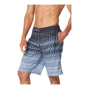 c1e09a3b72 Speedo Men's Print 21 Inch E-boardshorts - Speedo Black