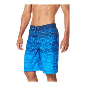 54d6659a46 Speedo Men's Print 21 Inch E-boardshorts - Speedo Navy