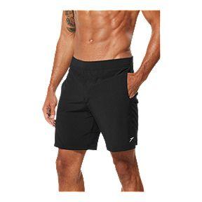 8b64da259db91 Speedo Men's Active Alex Freeman 18 Inch Volley Shorts - Black
