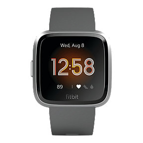 Fitbit Versa Lite Edition Smart Watch - Charcoal