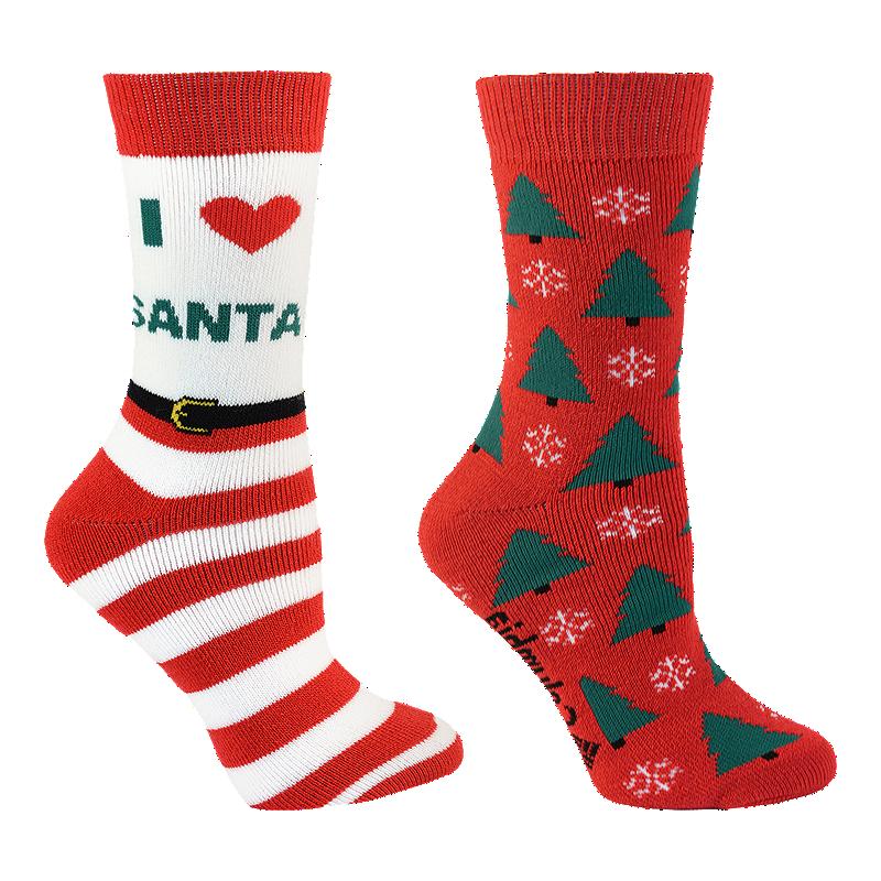 Columbia Women S I Heart Santa Thermal Sock Sport Chek
