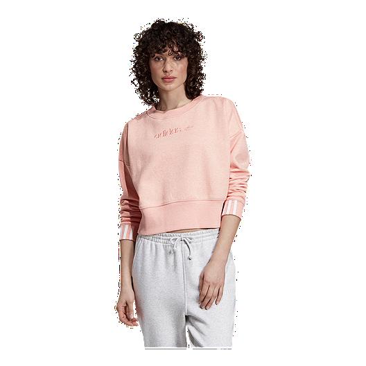 adidas Originals Women's Coeeze Cropped Sweatshirt