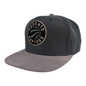 more photos e6ffc ee40e Toronto Raptors Mitchell and Ness Buttery Snapback Cap