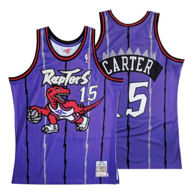 06c2e05b Toronto Raptors Mitchell and Ness Authentic Carter Purple Jersey | Sport  Chek