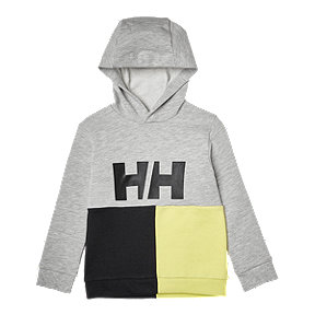 Helly Hansen Toddler Active Pullover Hoodie - Grey