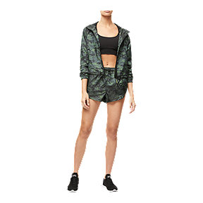 Good American Women's Fast Track Camo Jacket