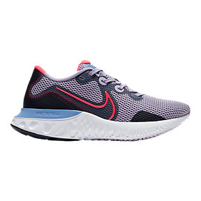 Nike Women's Renew Running Shoes - Violet