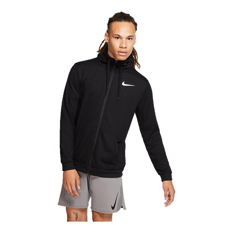 Emoción invierno cultura  Nike Dry Men's Fleece Full Zip Hoodie   Sport Chek