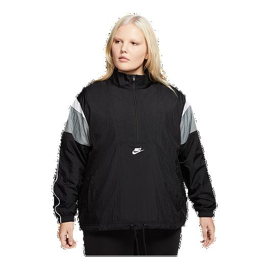 Varios profundo Acelerar  Nike Sportswear Women's Plus Size Heritage Woven Jacket   Sport Chek