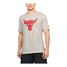 Under Amour Men's Project Rock Brahma Bull Graphic T Shirt
