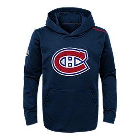 Montreal Canadiens Toddler Girls Pink Full-Zip Fleece Hooded Sweatshirt /& Pants Set