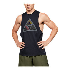 Under Amour Men's Project Rock Mana Tank