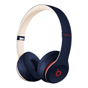 Beats Solo3 Wireless On-Ear Headphones - Club Collection: Navy
