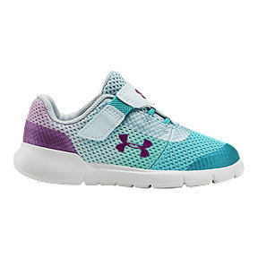 Under Armour Girls' Toddler Surge AC Running Shoes