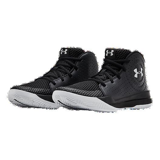 Under Armour Boys/' Grade School Jet 2018 Basketball Shoes