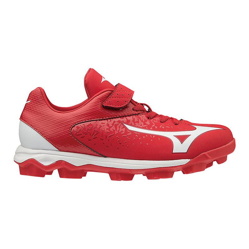 Mizuno Select Nine JR Low Youth Molded  Baseball Cleat (889961323591) photo