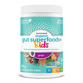 Genuine Health Organic Gut Superfoods Kids 88G