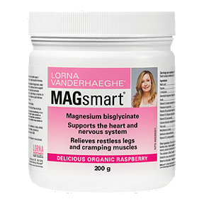 Lv Magsmart - 200G - Delicious Organic Raspberry