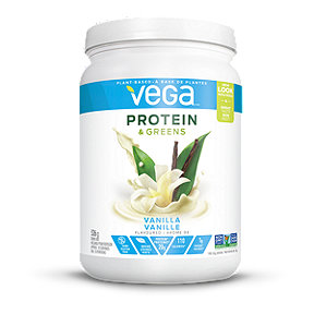 Vega Protein And Greens Vanilla - 526G