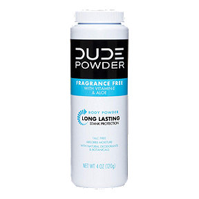 Dude Powder Fragrance Free