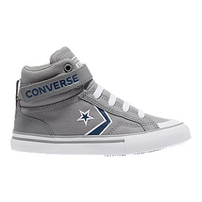 Converse Boys' Pro Blaze Strap Grade School Shoes