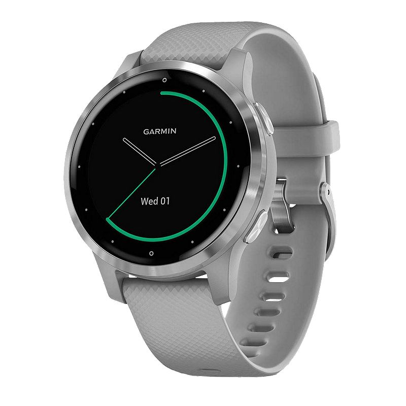Image of Garmin vivoactive 4S Smartwatch - Grey/Silver