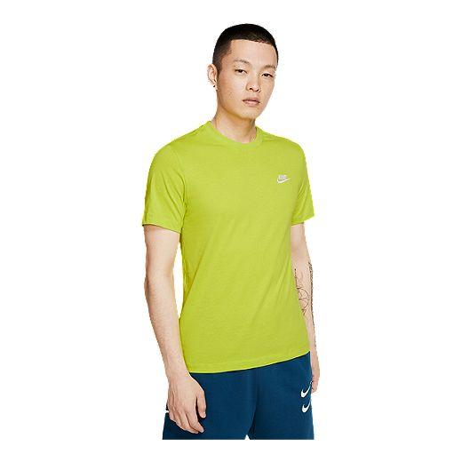 Que pasa silencio excitación  Nike Sportswear Men's Club T Shirt | Sport Chek