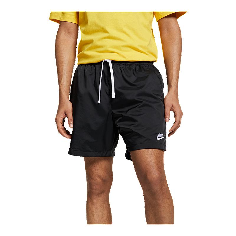 gama completa de artículos pero no vulgar una gran variedad de modelos Nike Sportswear Men's Flow Woven Shorts   Sport Chek