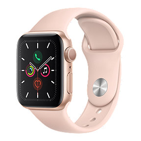 Apple Watch Series 5 GPS 40MM - Gold/Pink Sport Band