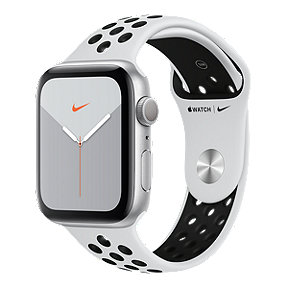 Apple Watch Nike Series 5 GPS 44MM - Silver Sport Band
