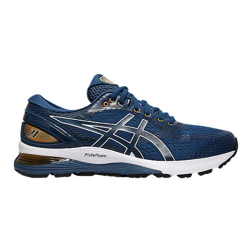 ASICS Men's Gel Nimbus 21 Running Shoes